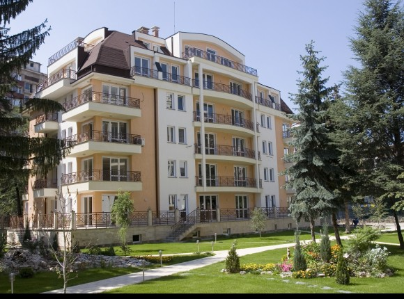 """Residential complexes """"Borovo"""""""